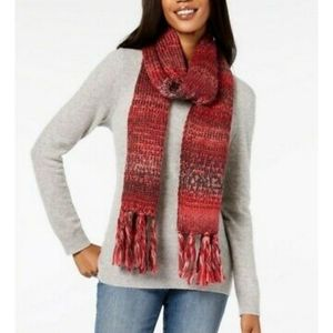 INC International Concepts Ombre Metallic Scarf in